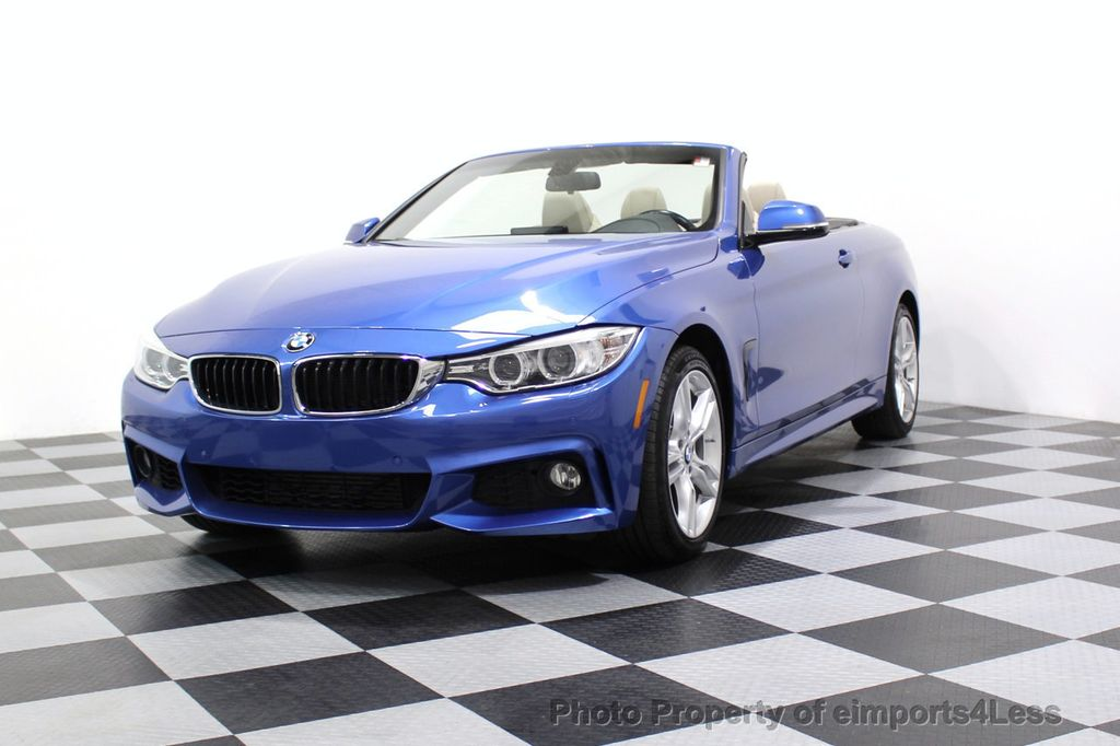 2015 BMW 4 Series CERTIFIED 435i xDRIVE M Sport Package AWD CAMERA NAVI - 17484515 - 46