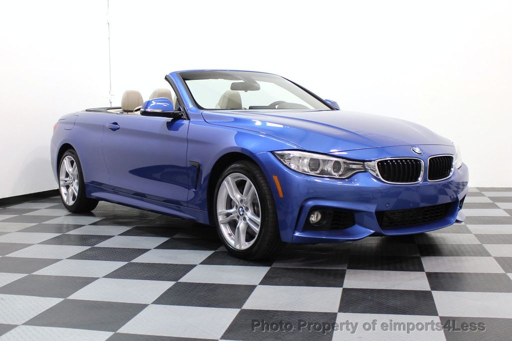 2015 BMW 4 Series CERTIFIED 435i xDRIVE M Sport Package AWD CAMERA NAVI - 17484515 - 49