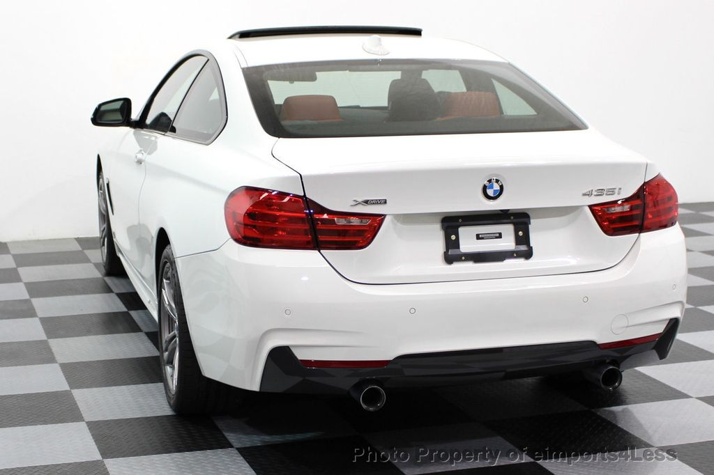 2015 BMW 4 Series CERTIFIED 435i xDRIVE M SPORT PERFORMACE POWER KIT - 16535932 - 15