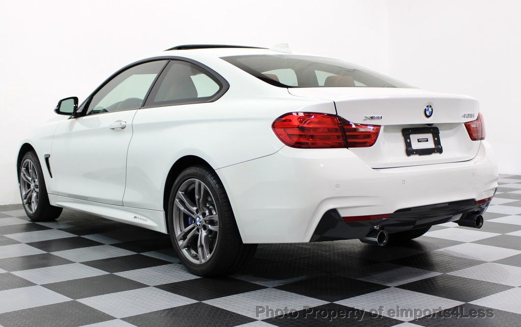 2015 BMW 4 Series CERTIFIED 435i xDRIVE M SPORT PERFORMACE POWER KIT - 16535932 - 30