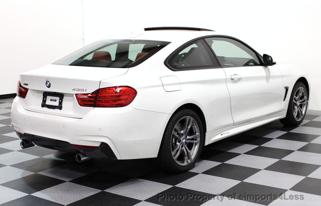2015 BMW 4 Series CERTIFIED 435i xDRIVE M SPORT PERFORMACE POWER KIT - 16535932 - 32