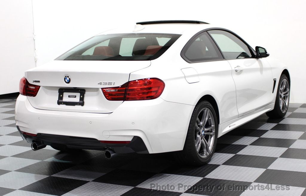 2015 BMW 4 Series CERTIFIED 435i xDRIVE M SPORT PERFORMACE POWER KIT - 16535932 - 3