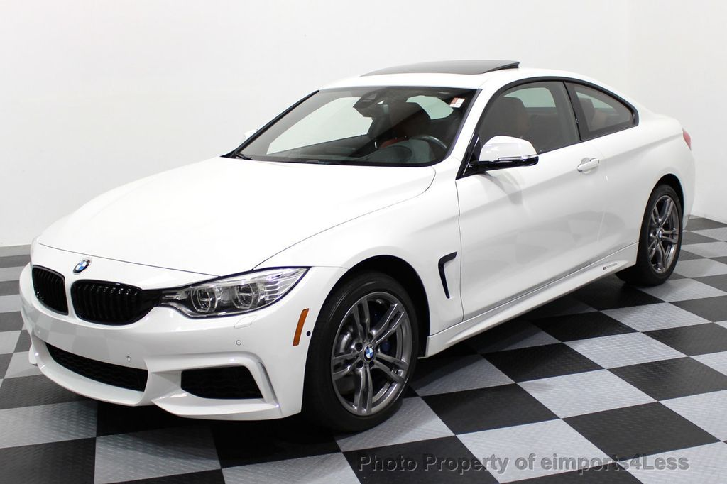 2015 BMW 4 Series CERTIFIED 435i xDRIVE M SPORT PERFORMACE POWER KIT - 16535932 - 44