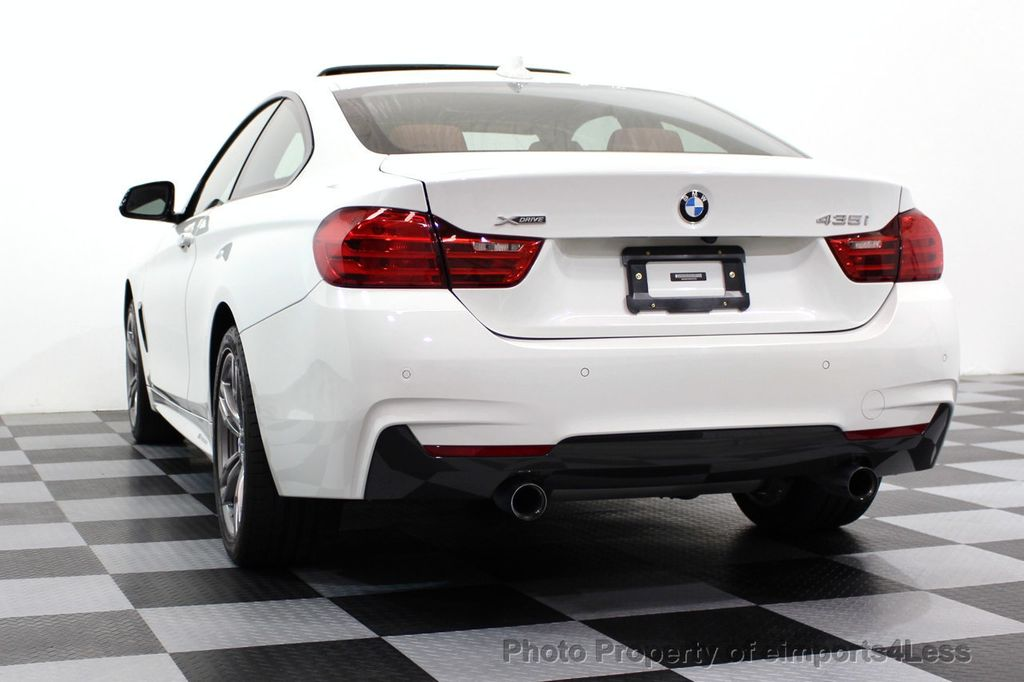 2015 BMW 4 Series CERTIFIED 435i xDRIVE M SPORT PERFORMACE POWER KIT - 16535932 - 46