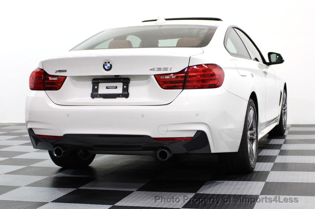 2015 BMW 4 Series CERTIFIED 435i xDRIVE M SPORT PERFORMACE POWER KIT - 16535932 - 47
