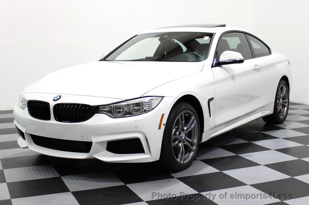 2015 BMW 4 Series CERTIFIED 435i xDRIVE M SPORT PERFORMACE POWER KIT - 16535932 - 48