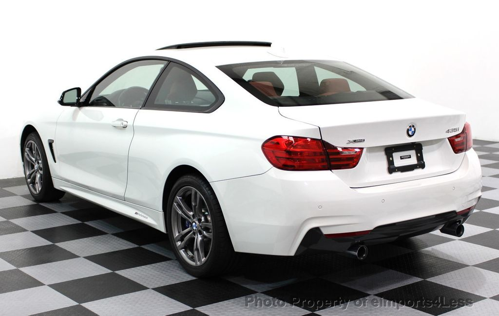 2015 BMW 4 Series CERTIFIED 435i xDRIVE M SPORT PERFORMACE POWER KIT - 16535932 - 49