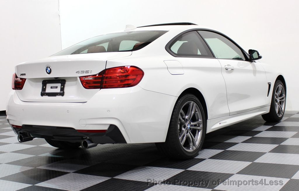2015 BMW 4 Series CERTIFIED 435i xDRIVE M SPORT PERFORMACE POWER KIT - 16535932 - 50