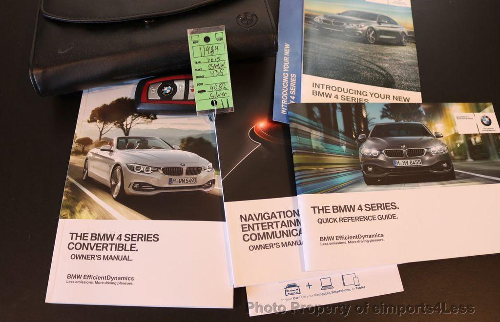 2015 BMW 4 Series CERTIFIED 435i xDRIVE Sport Line AWD  - 17397405 - 36