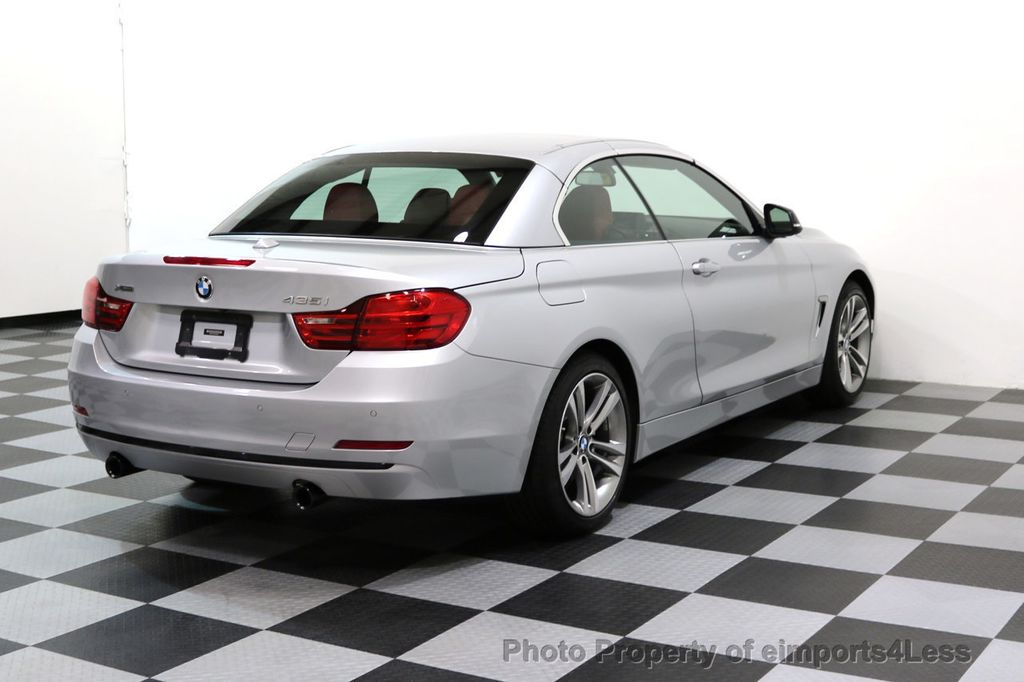 2015 BMW 4 Series CERTIFIED 435i xDRIVE Sport Line AWD  - 17397405 - 3