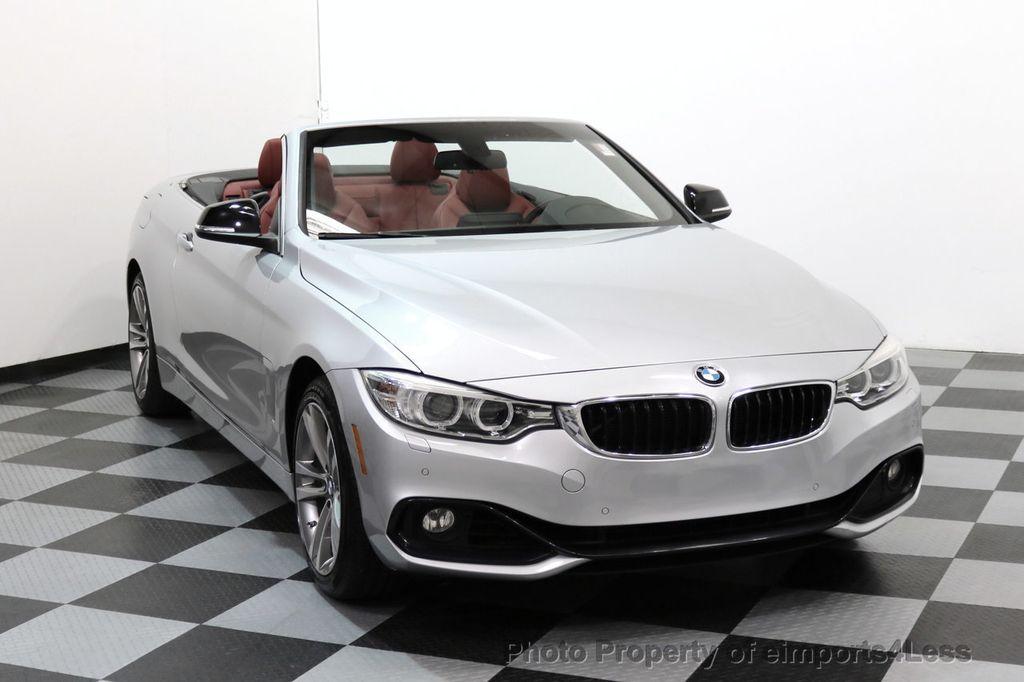 2015 BMW 4 Series CERTIFIED 435i xDRIVE Sport Line AWD  - 17397405 - 41