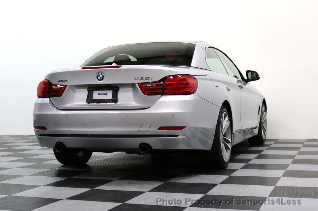 2015 BMW 4 Series CERTIFIED 435i xDRIVE Sport Line AWD  - 17397405 - 43