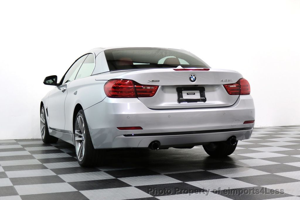 2015 BMW 4 Series CERTIFIED 435i xDRIVE Sport Line AWD  - 17397405 - 45