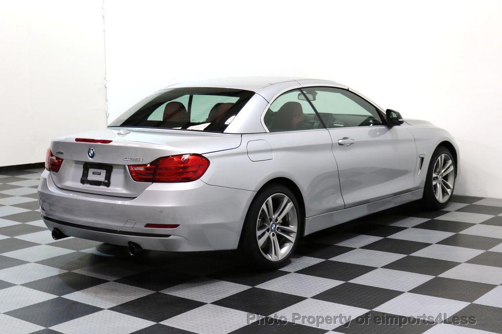 2015 BMW 4 Series CERTIFIED 435i xDRIVE Sport Line AWD  - 17397405 - 46