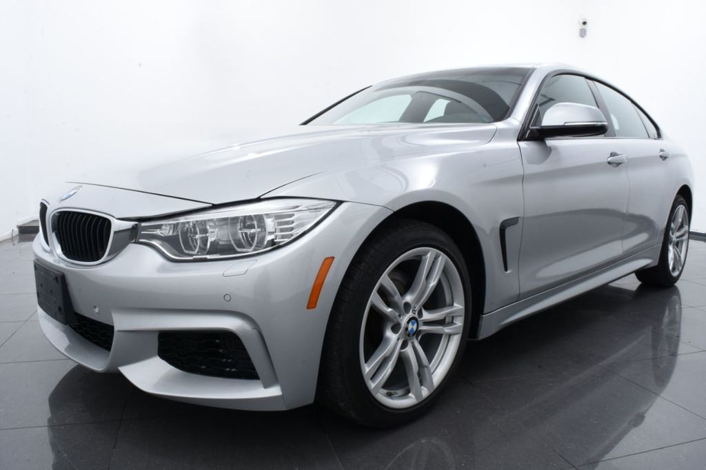 2015 BMW 4 Series M SPORT - 18373141 - 0