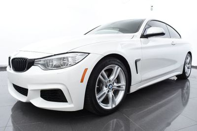 2015 BMW 4 Series MSPORT Coupe