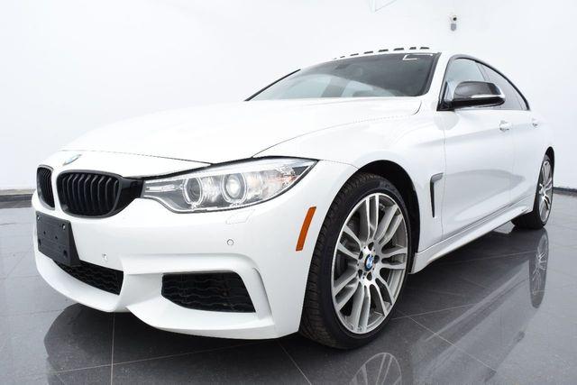 2015 BMW 4 Series M SPORT PACKAGE