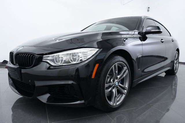 2015 BMW 4 Series M SPORT PACKAGE