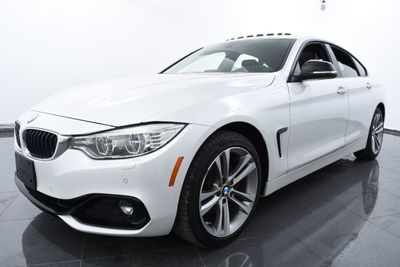 2015 BMW 4 Series SPORT PKG Coupe