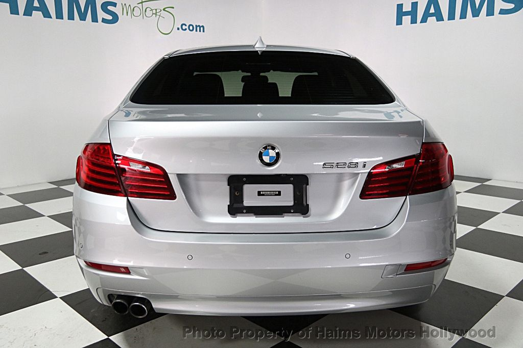 2015 used bmw 5 series 528i at haims motors hollywood serving fort lauderdale hollywood. Black Bedroom Furniture Sets. Home Design Ideas