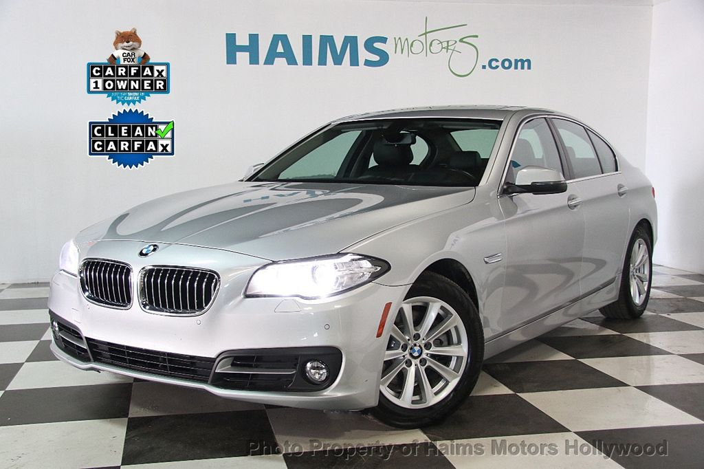 2015 BMW 5 Series 528i - 17174082 - 0