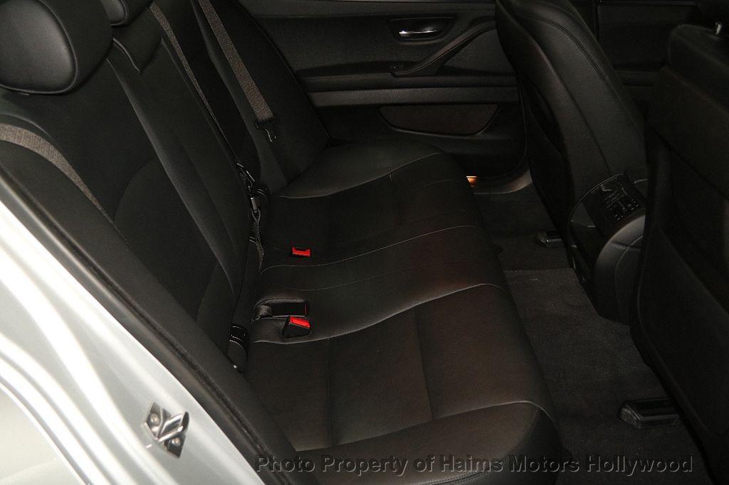 2015 BMW 5 Series 528i - 17174082 - 14