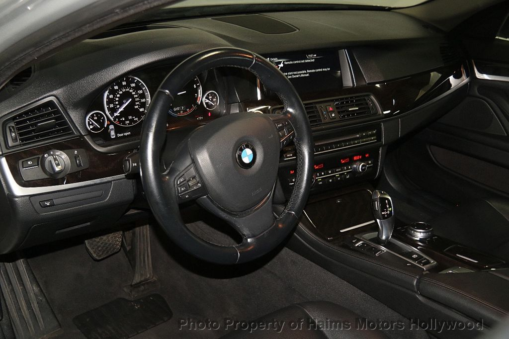 2015 BMW 5 Series 528i - 17174082 - 17