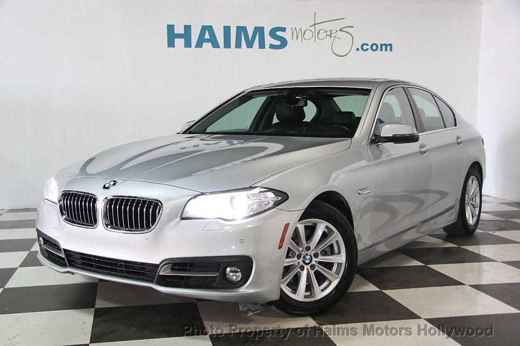 2015 BMW 5 Series 528i - 17174082 - 1