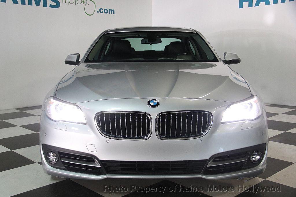 2015 BMW 5 Series 528i - 17174082 - 2