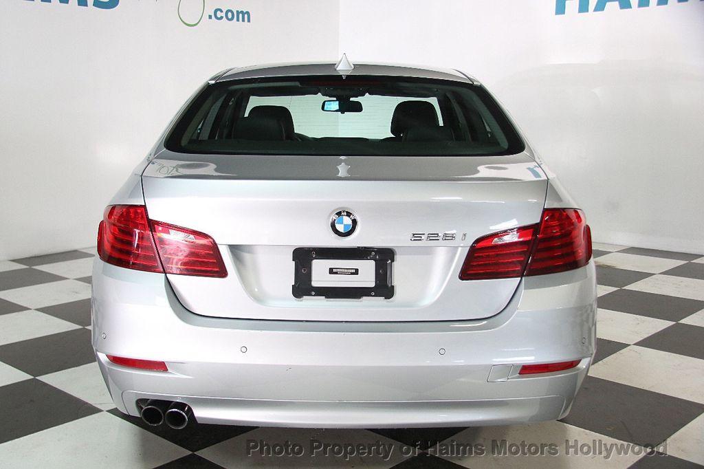 2015 BMW 5 Series 528i - 17174082 - 5