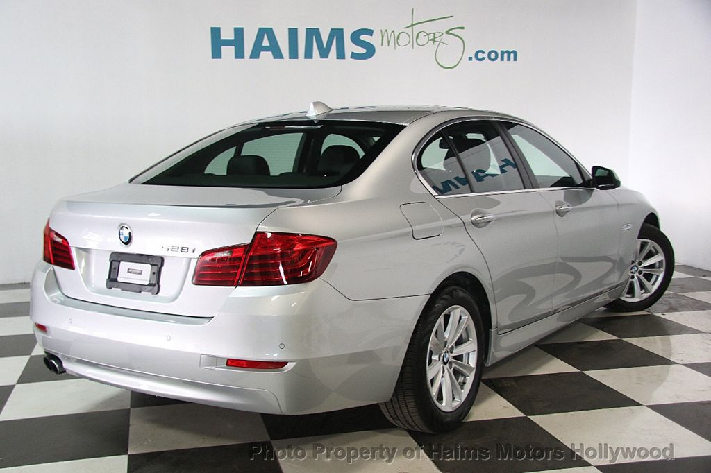 2015 BMW 5 Series 528i - 17174082 - 6