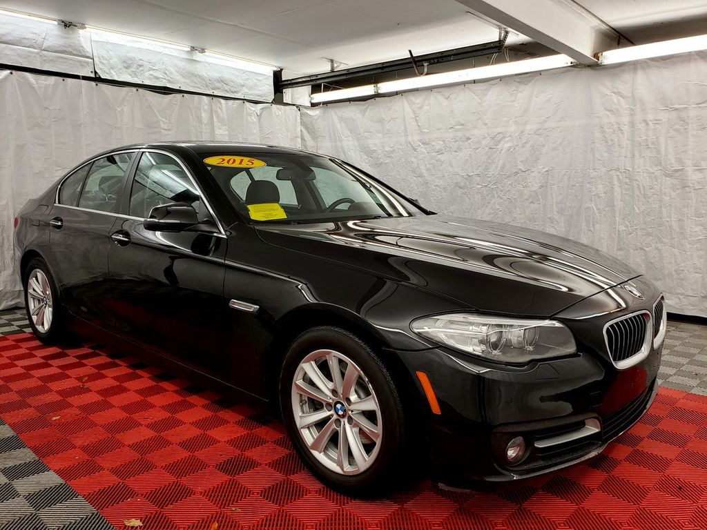 2015 BMW 5 Series 528i xDrive - 18253639 - 2