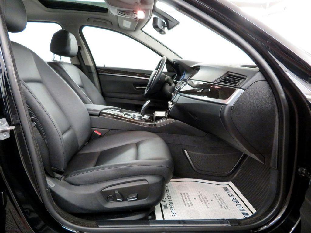 2015 BMW 5 Series 528i xDrive - 18515963 - 11