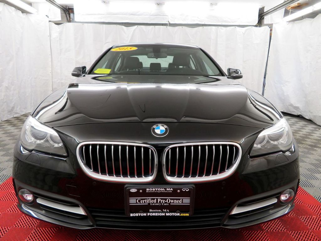 2015 BMW 5 Series 528i xDrive - 18515963 - 1
