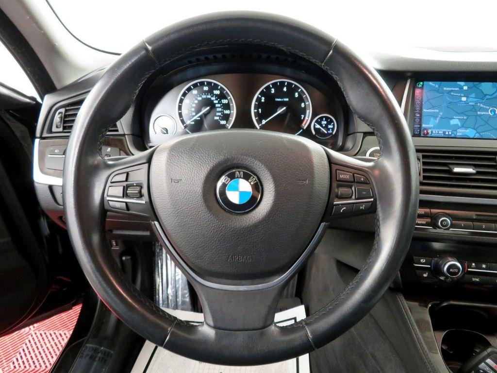 2015 BMW 5 Series 528i xDrive - 18515963 - 19