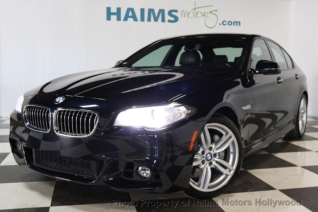 2015 BMW 5 Series 535i - 17536720 - 1