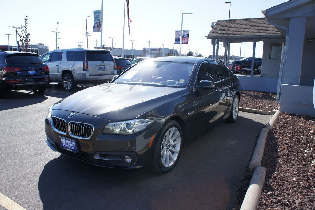 2015 BMW 5 Series 535i xDrive - 17432551 - 1