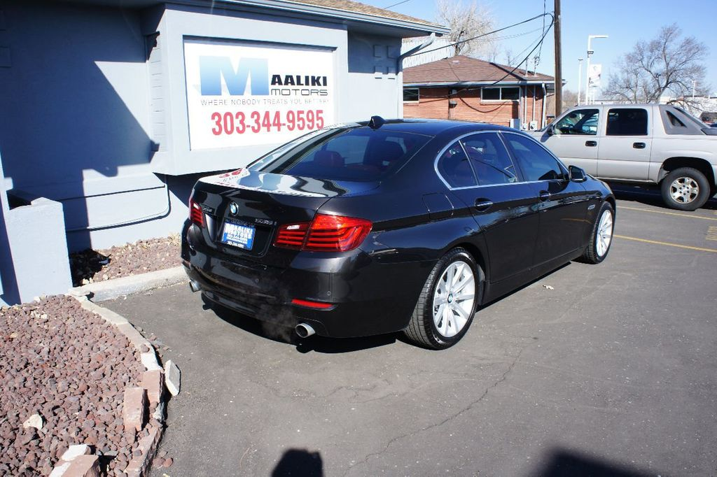 2015 BMW 5 Series 535i xDrive - 17432551 - 3