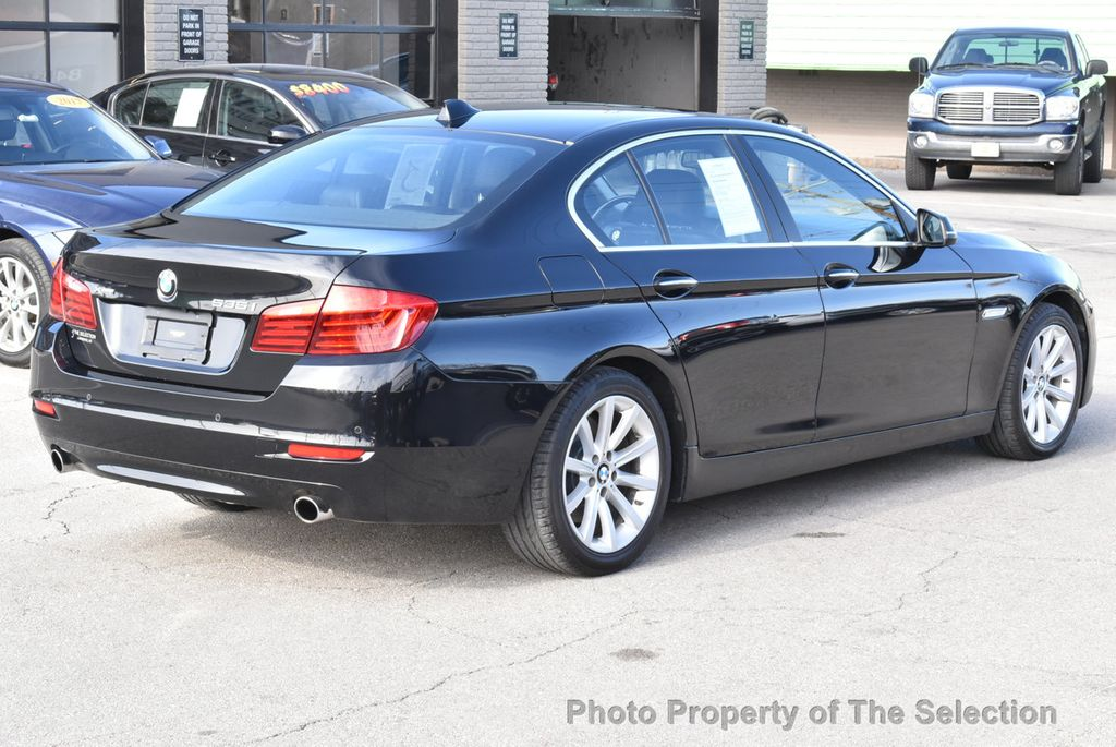 2015 BMW 5 Series 535i xDrive w/ Cold Weather & Premium Package. - 17625393 - 10