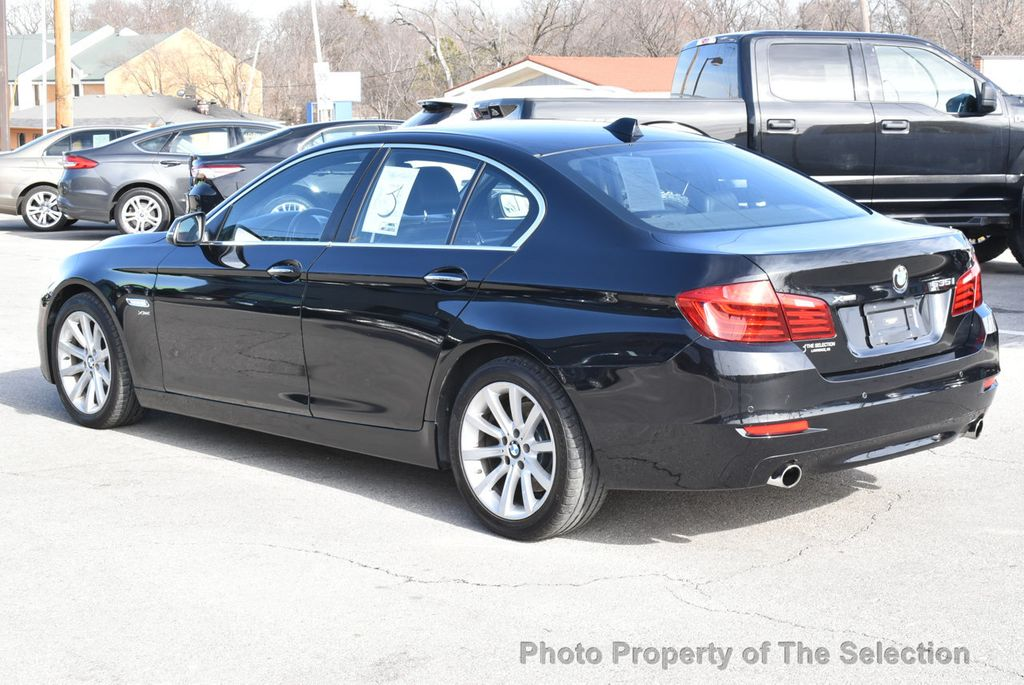 2015 BMW 5 Series 535i xDrive w/ Cold Weather & Premium Package. - 17625393 - 6