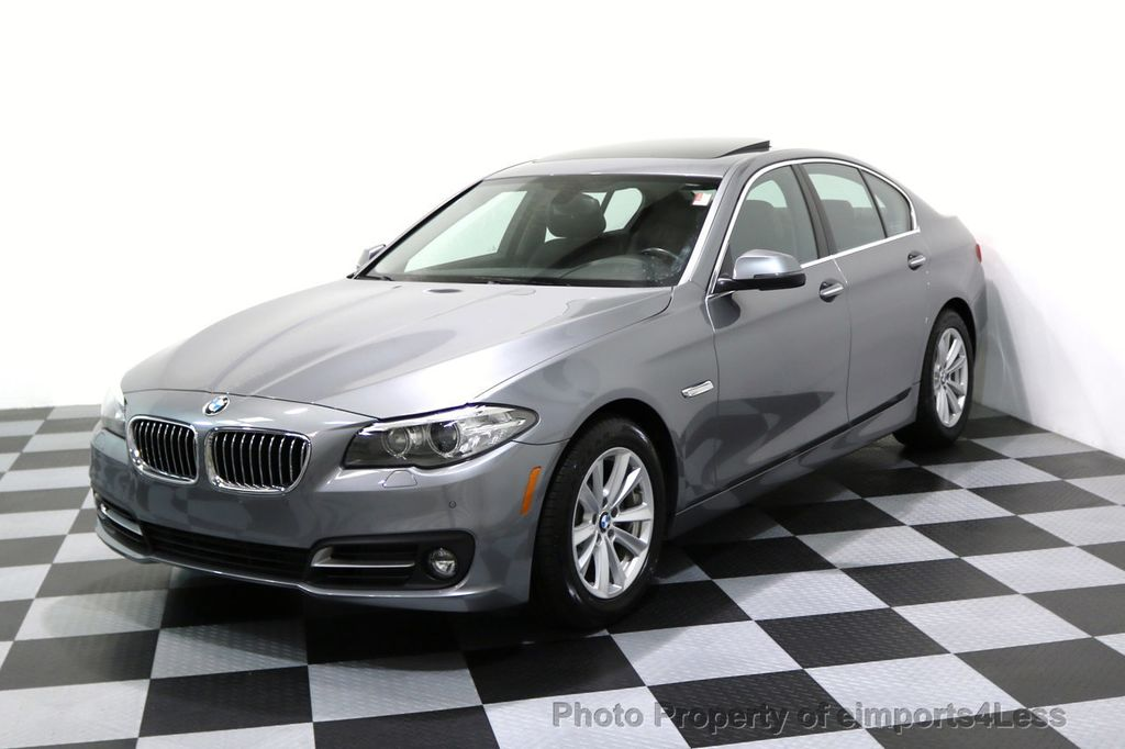 2015 BMW 5 Series CERTIFIED 528i xDRIVE AWD CAMERA NAVIGATION - 17570179 - 0