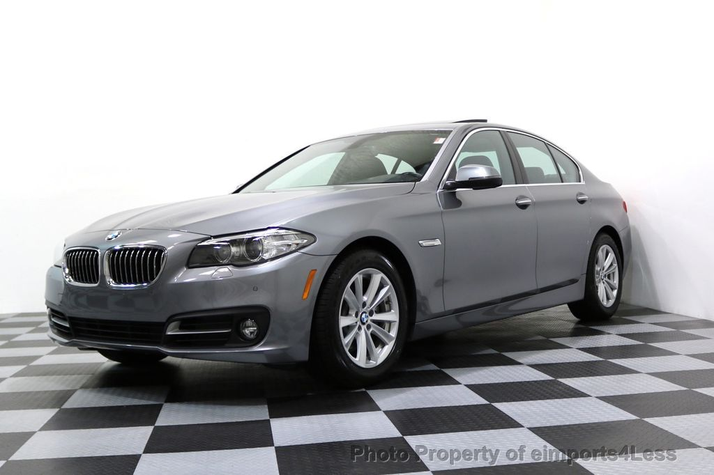 2015 BMW 5 Series CERTIFIED 528i xDRIVE AWD CAMERA NAVIGATION - 17570179 - 12