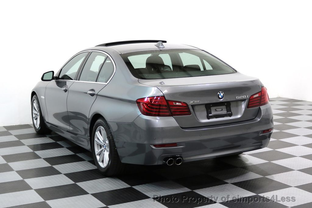 2015 BMW 5 Series CERTIFIED 528i xDRIVE AWD CAMERA NAVIGATION - 17570179 - 2