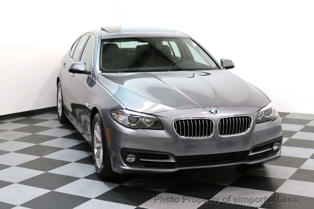 2015 BMW 5 Series CERTIFIED 528i xDRIVE AWD CAMERA NAVIGATION - 17570179 - 29