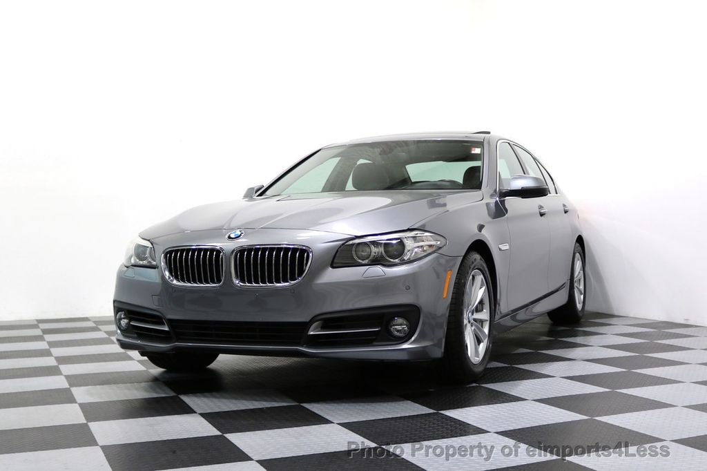 2015 BMW 5 Series CERTIFIED 528i xDRIVE AWD CAMERA NAVIGATION - 17570179 - 46