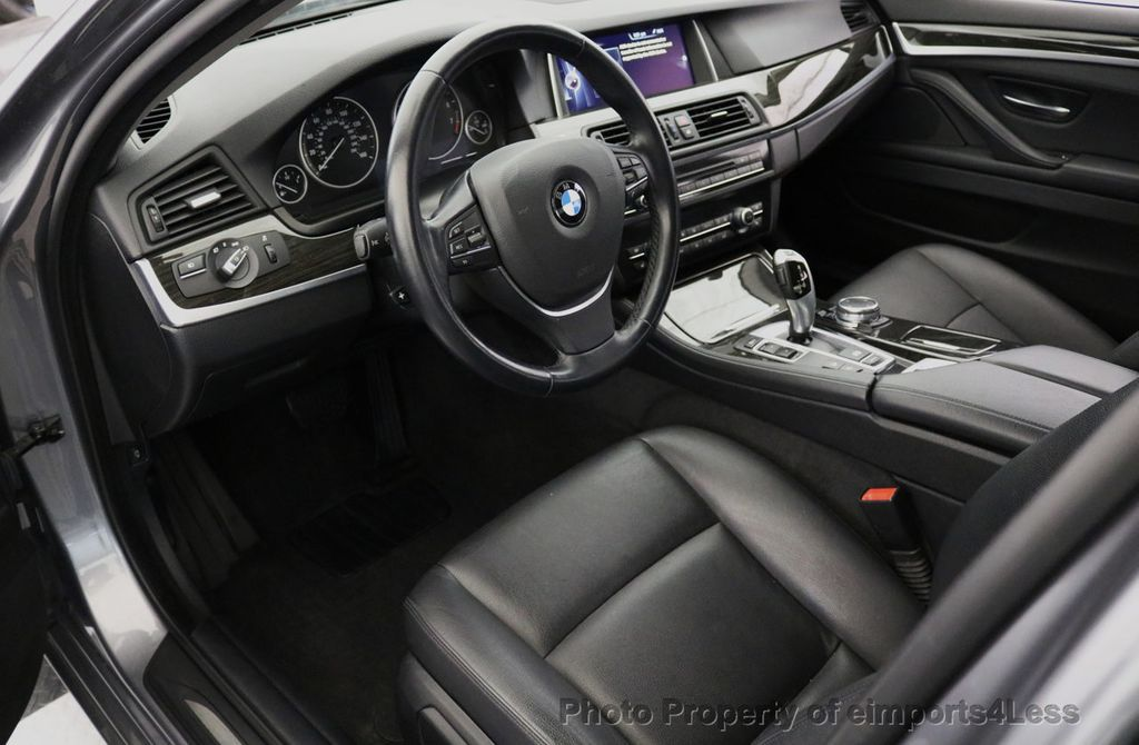 2015 BMW 5 Series CERTIFIED 528i xDRIVE AWD CAMERA NAVIGATION - 17570179 - 5