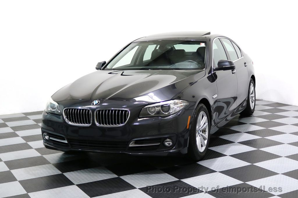 2015 BMW 5 Series CERTIFIED 528i xDRIVE AWD CAMERA NAVIGATION - 17581576 - 0