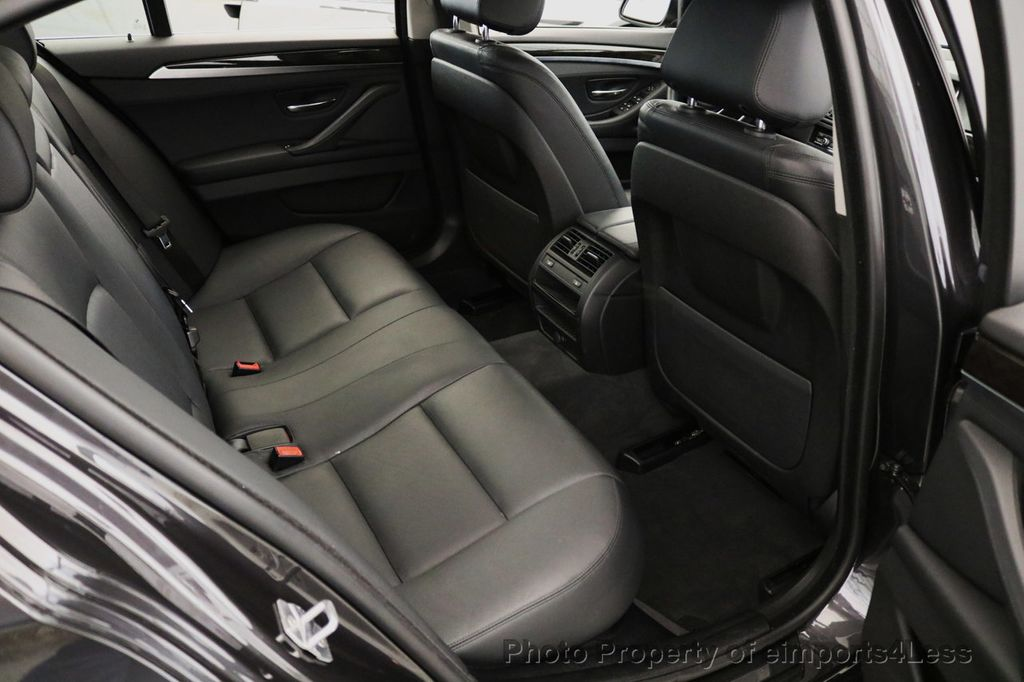 2015 BMW 5 Series CERTIFIED 528i xDRIVE AWD CAMERA NAVIGATION - 17581576 - 10