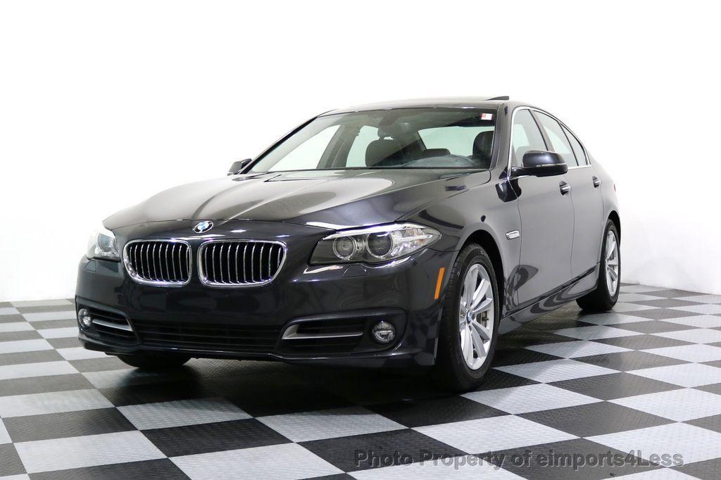 2015 BMW 5 Series CERTIFIED 528i xDRIVE AWD CAMERA NAVIGATION - 17581576 - 14