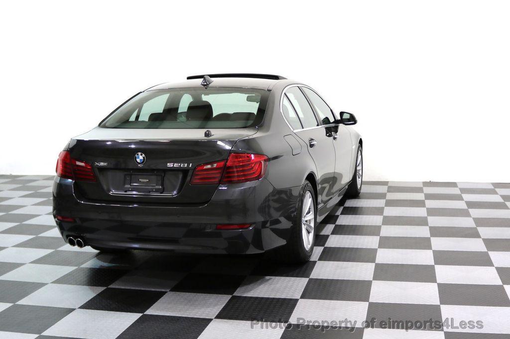 2015 BMW 5 Series CERTIFIED 528i xDRIVE AWD CAMERA NAVIGATION - 17581576 - 18